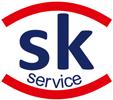 SK Service Αυτοκινήτου Λογότυπο