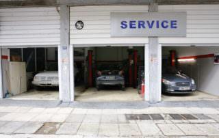 SK Service - Προστασία